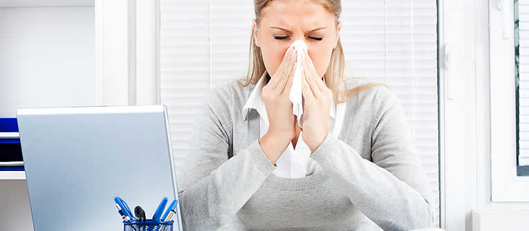Three steps to allergy management