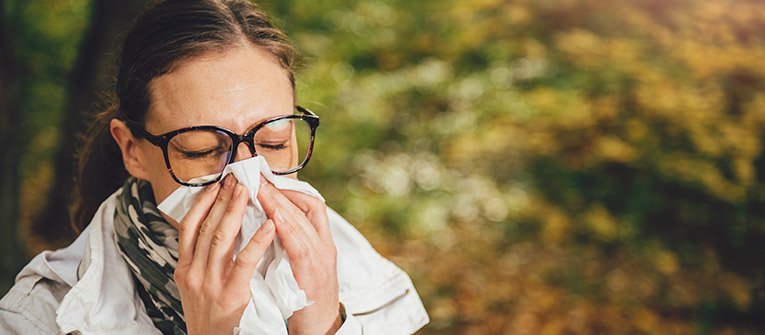 Hayfever and Perennial Allergies