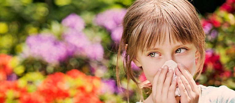 Signs your child may have an allergy