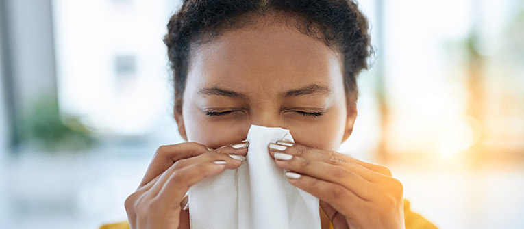 Sinusitis and allergies