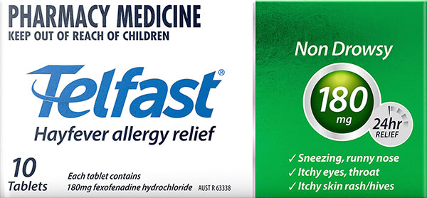 Fast 24hr Relief - 180mg