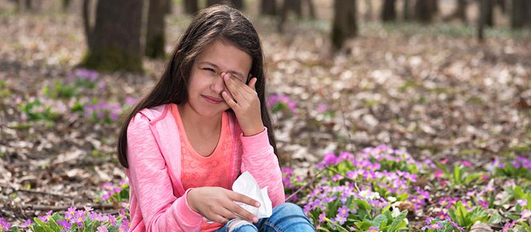 What is allergic conjunctivitis?