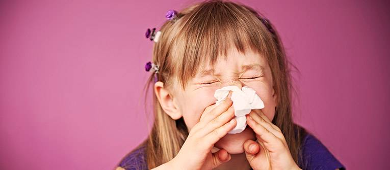 Tips to help you distinguish a common cold from an allergy