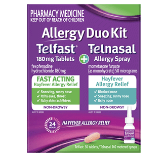 Allergy Duo Kit